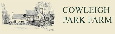 Cowleigh Park Farm Logo - click to go to home page