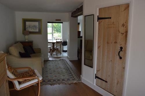 Cider Press Living and Dining Area