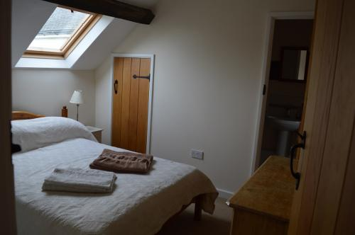 Double room at Farmhouse Cottage